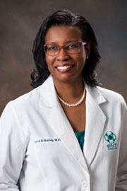 Luna D. Bailey, MD of ENT Carolina - Gastonia, Shelby, Belmont